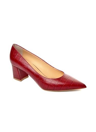 Giuseppe Mengoni Ayakkabı Kırmızı